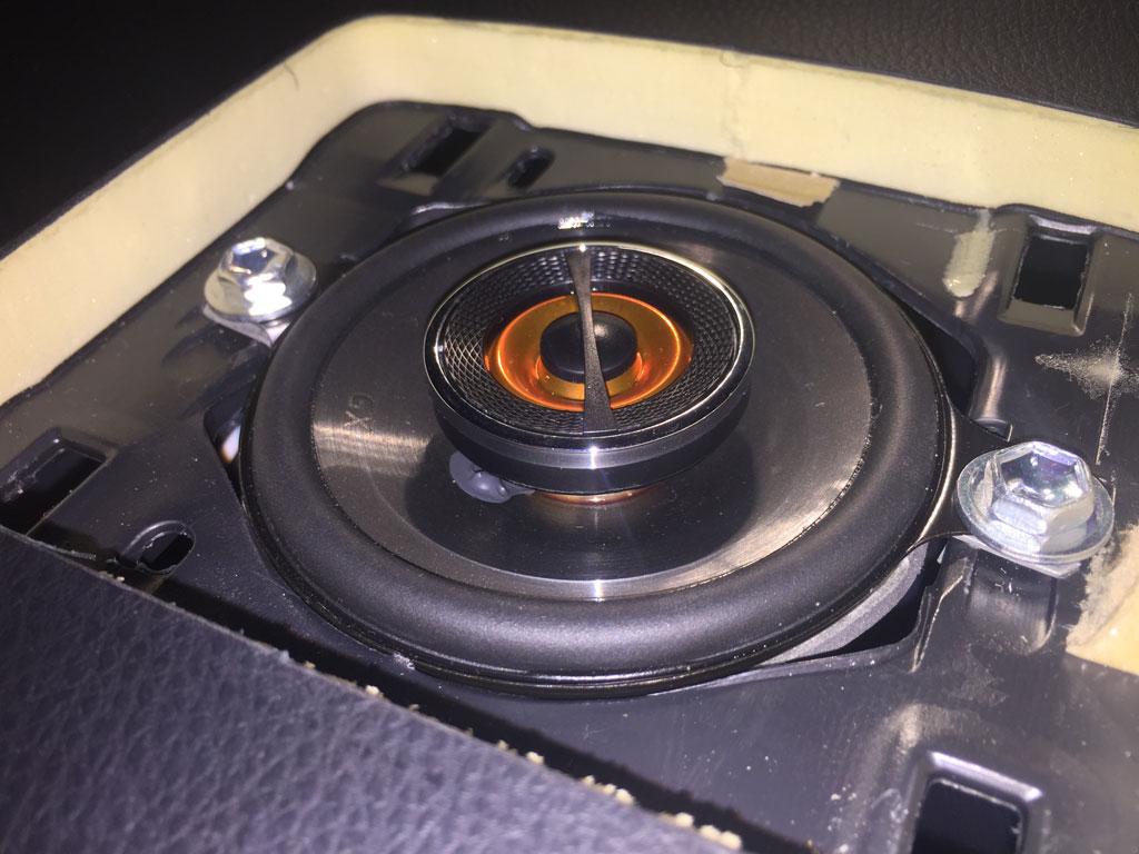 2016 Toyota Highlander Le V6 >> JBL(Toyota JBL System) dash speakers upgrade on Highlander Limited 2016 - Page 2 - Toyota Nation ...
